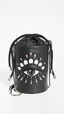 KENZO Kontact Minu Bucket Bag