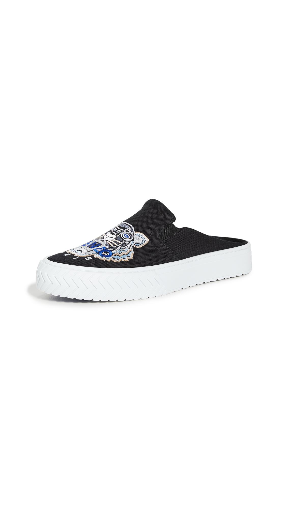 Buy KENZO online - photo of KENZO K-Skate Mule Sneakers