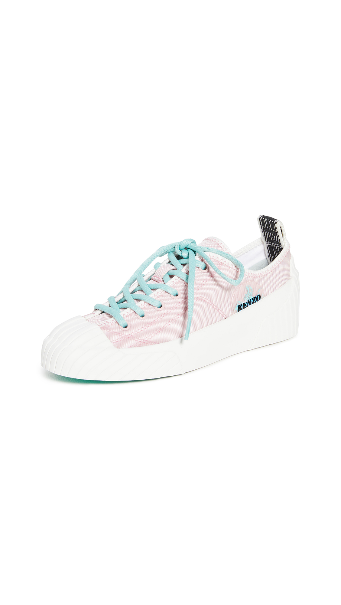 Buy KENZO online - photo of KENZO Volkano Low Top Sneakers