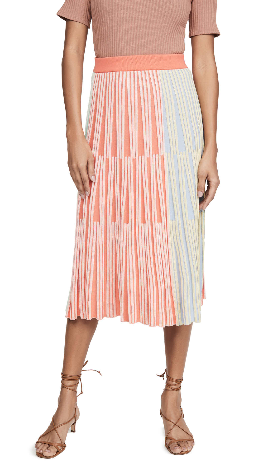 Buy KENZO online - photo of KENZO Midi Skirt