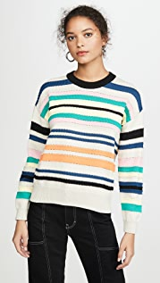 KENZO Seasonal 条纹毛衣