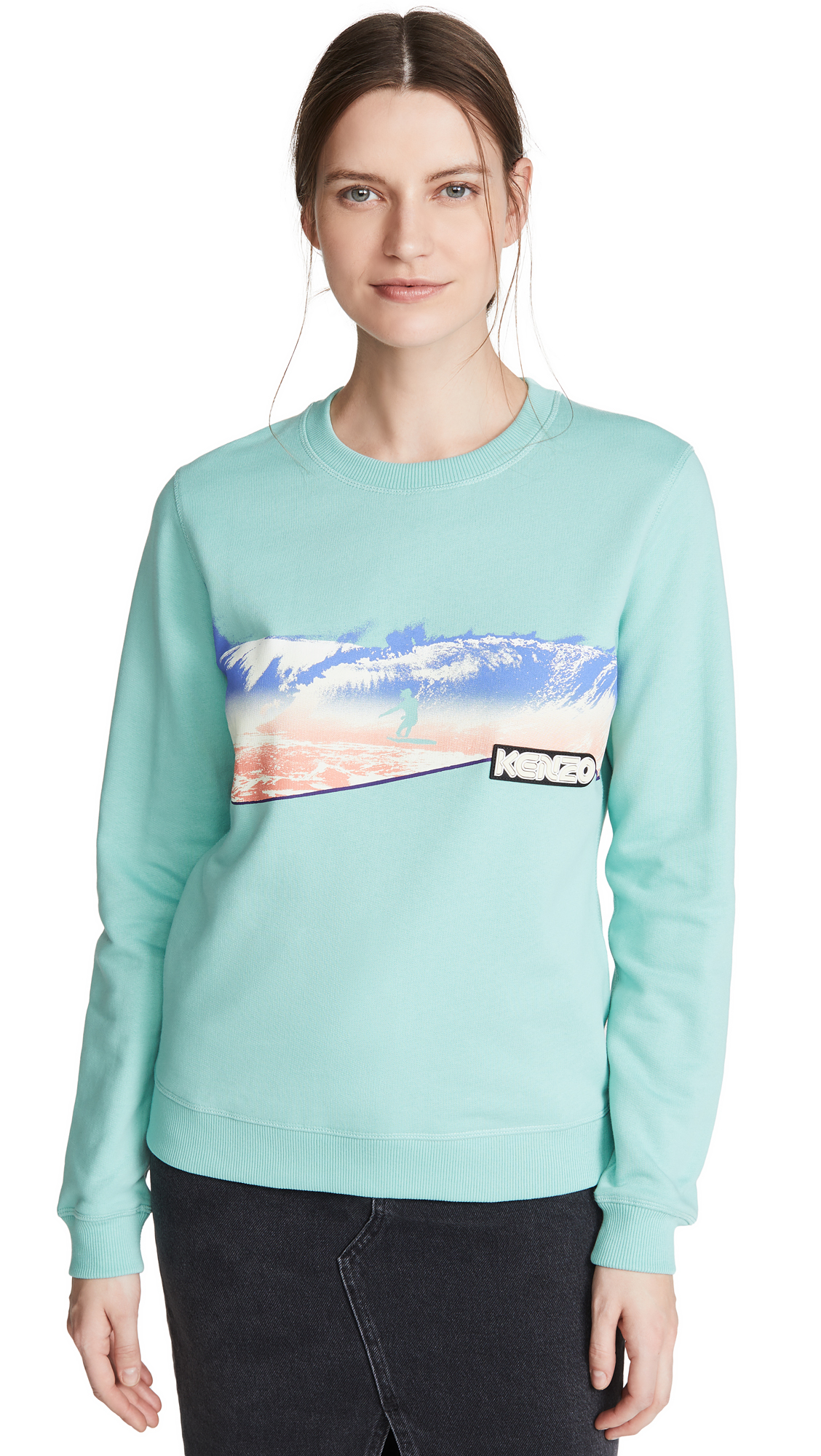 KENZO Straight Sweatshirt – 55% Off Sale