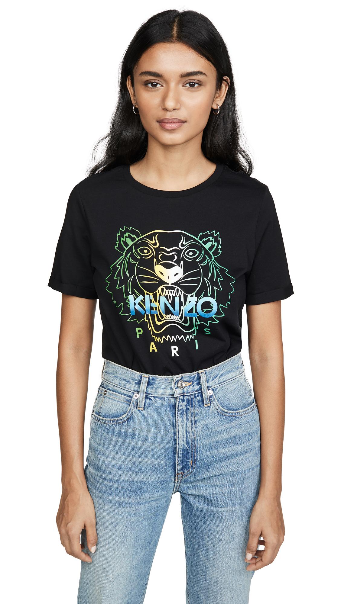 Buy KENZO online - photo of KENZO Feminine T-Shirt