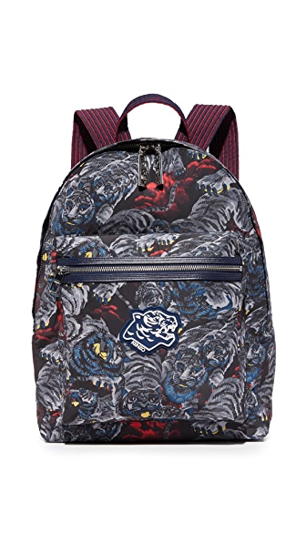 KENZO Essentiels Flying Tiger Backpack