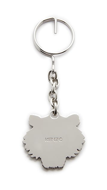 KENZO Tiger Head Key Ring