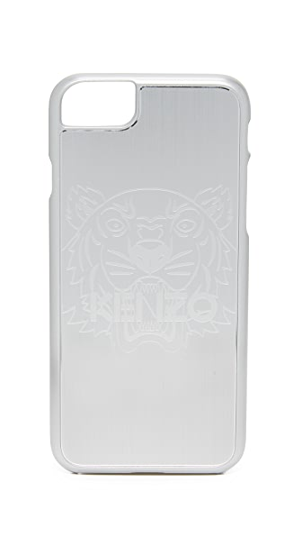 KENZO Metallic Tiger Head iPhone 7 Case