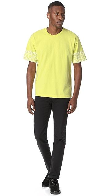 KENZO Cotton Skate Jersey Tee