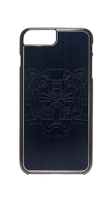 KENZO Metallic Tiger Head iPhone 7+ Case