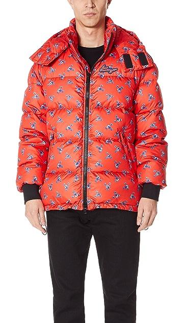 KENZO Down Blouson Jacket