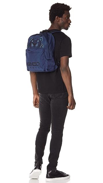 KENZO Kanvas Tiger Backpack