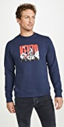 KENZO Kenzo Tiger Mountain Crew Neck Sweater