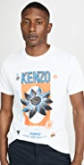 KENZO Kenzo Rice Bag Slim T-Shirt