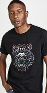 KENZO Gradient Tiger Tee Shirt