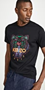 KENZO Classic Tiger Tee Shirt