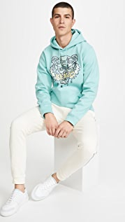 KENZO Silicone Scuba Tiger Hoodie