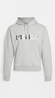 KENZO Kenzo Multico Logo Hoodie