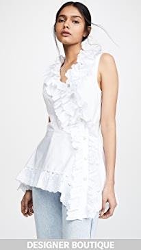 04695db653efc3 Shop Women s Designer White Blouses