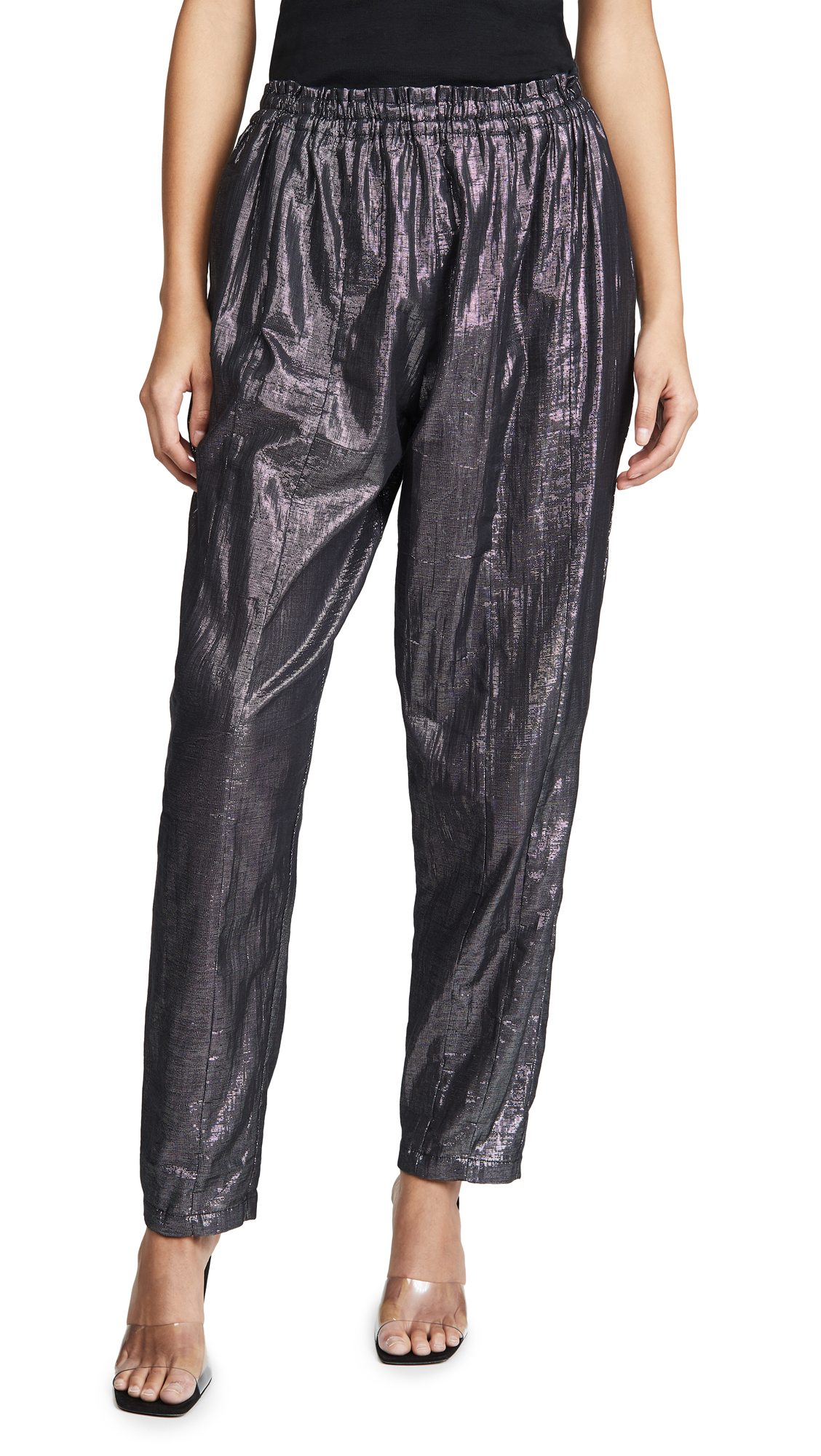 Buy Kondi online - photo of Kondi Metallic Pants