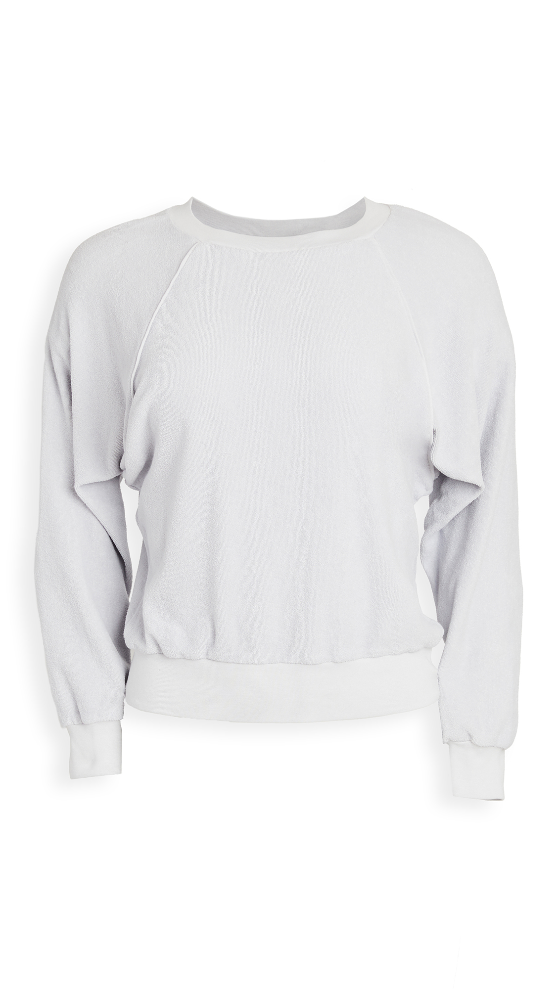 Kondi Terry Raglan Sleeve Top