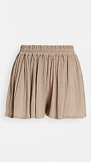 Kondi 金属色短裤