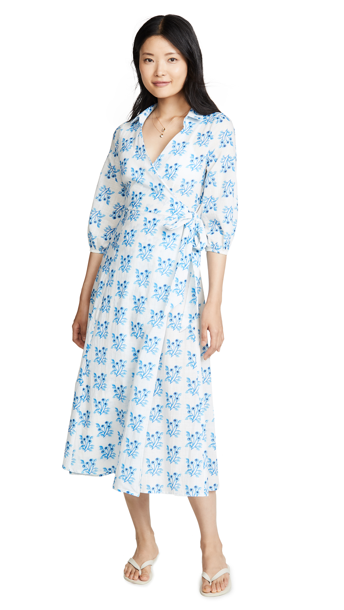 Buy Kos Resort online - photo of Kos Resort Wrap Dress