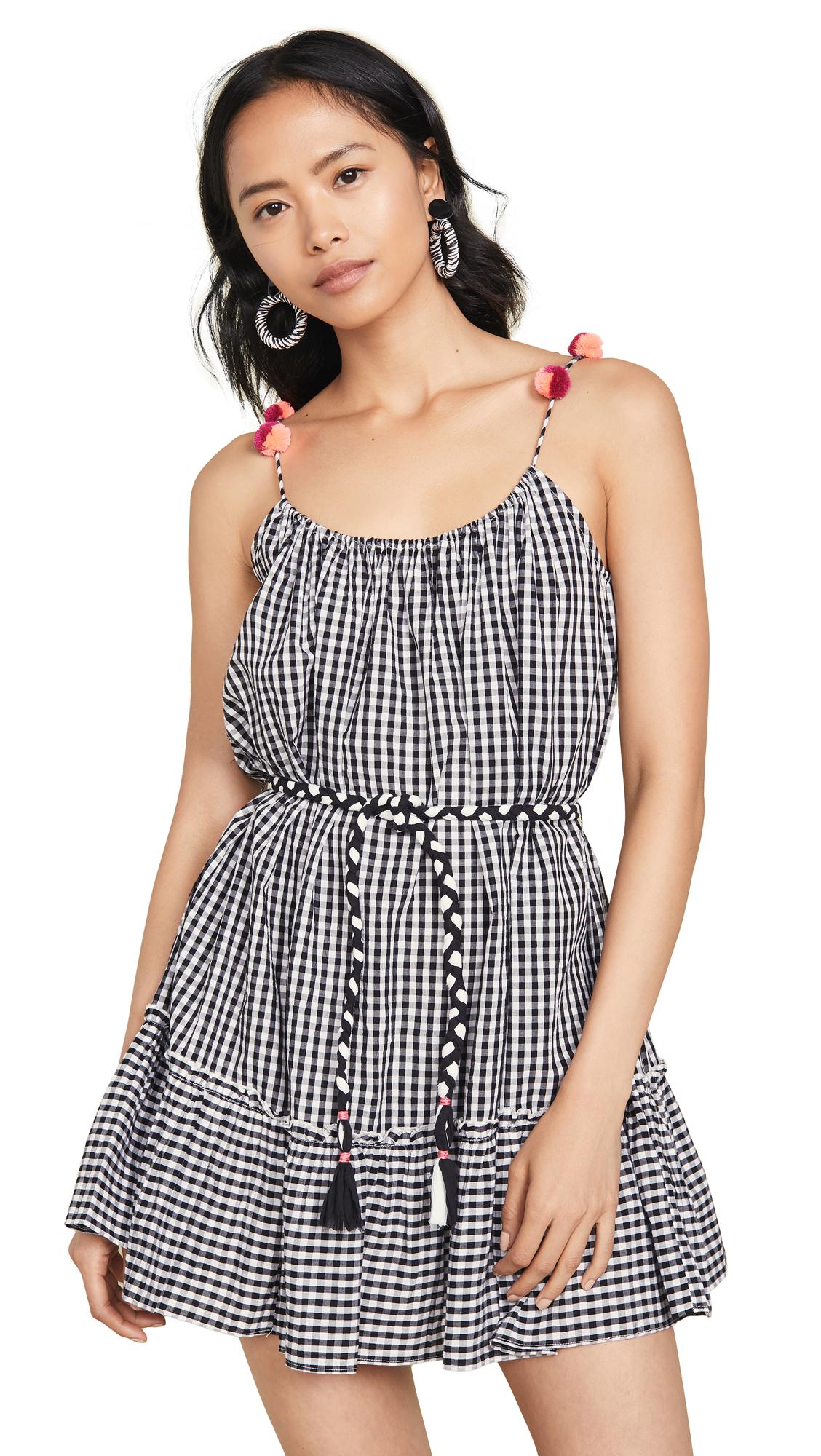 Buy Kos Resort online - photo of Kos Resort Gingham Mini Dress