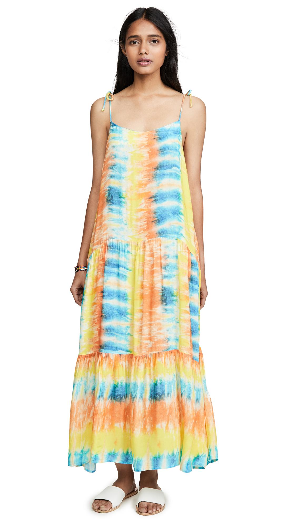 Buy Kos Resort online - photo of Kos Resort Tie Dye Dress