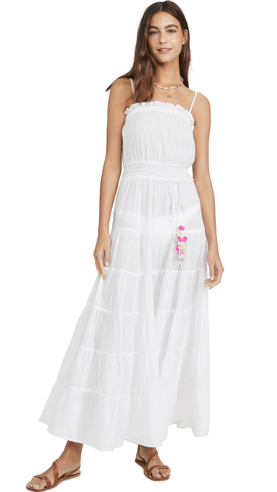 Buy Kos Resort online - photo of Kos Resort Sleeveless Cover Up Dress
