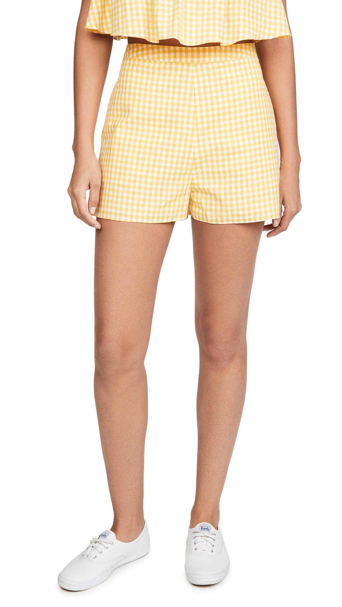 Buy Kos Resort online - photo of Kos Resort Gingham Shorts
