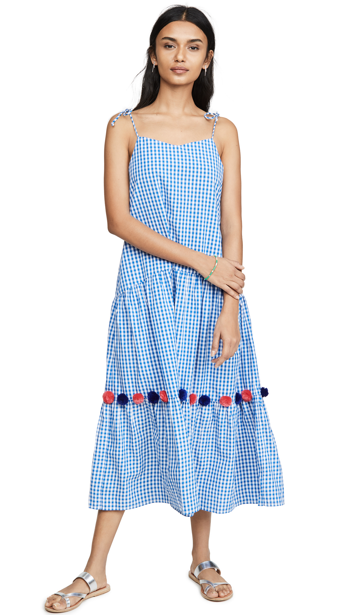 Buy Kos Resort online - photo of Kos Resort Gingham Dress