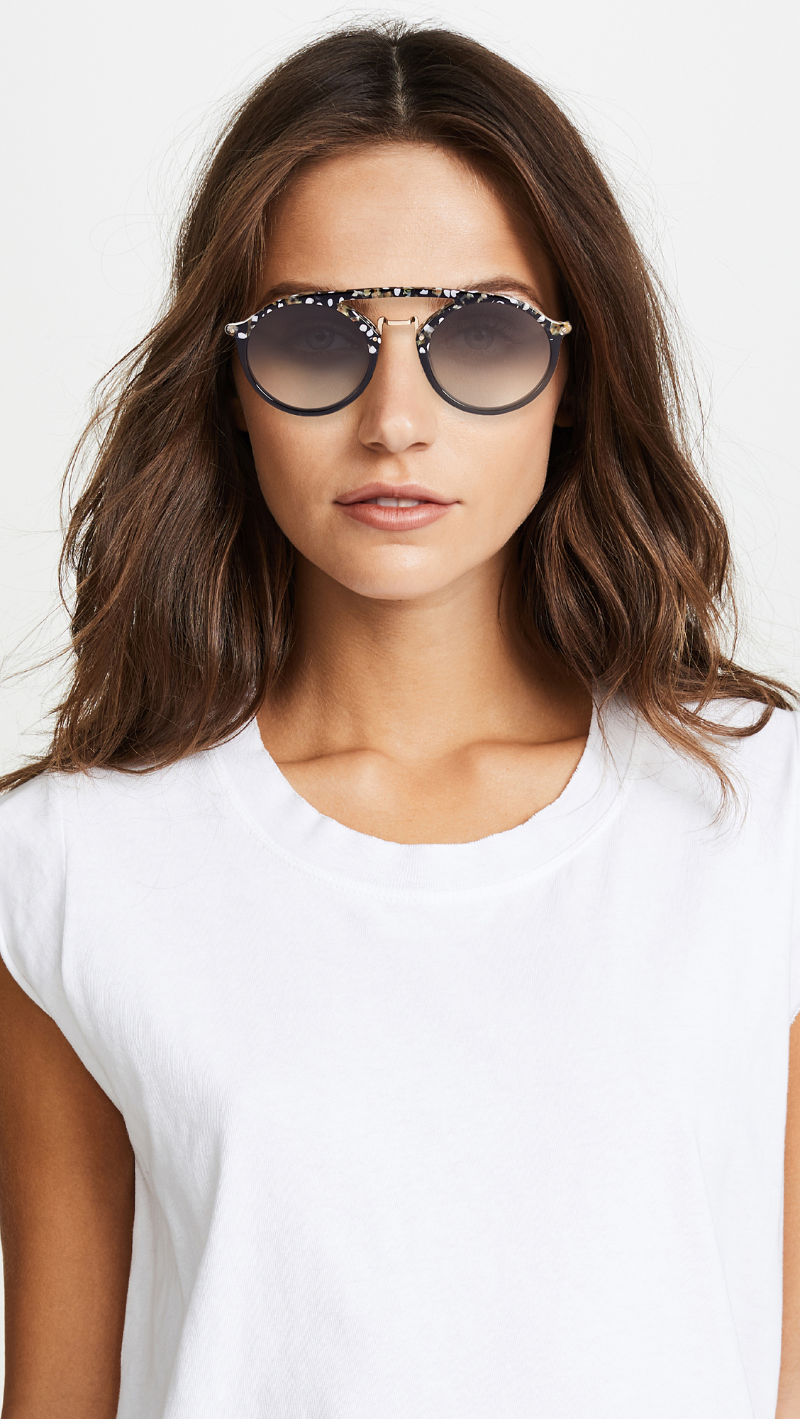 3ffa5c27f4 Krewe Marigny Glam Sunglasses