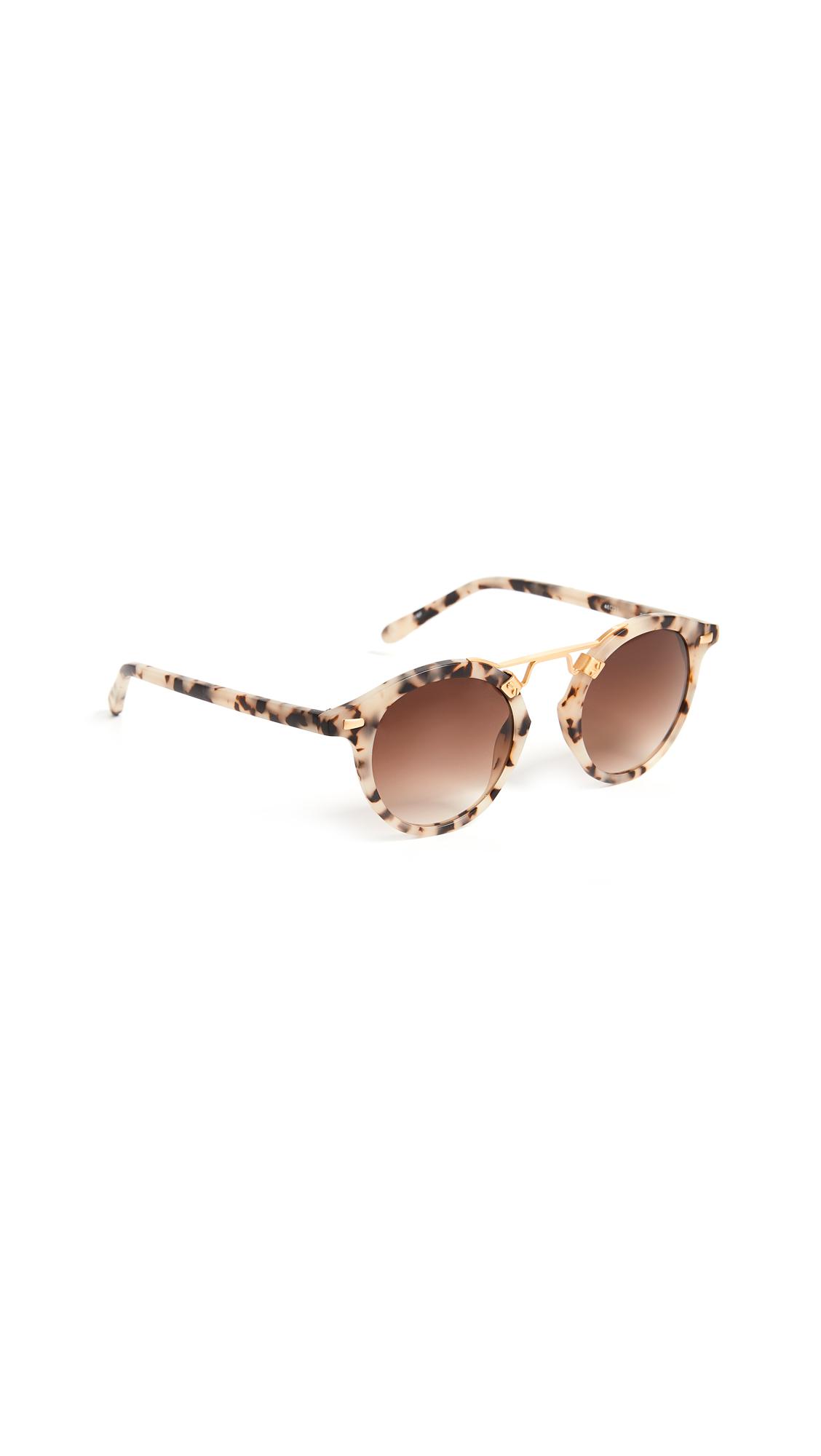 531f056569 Krewe St. Louis Matte Sunglasses
