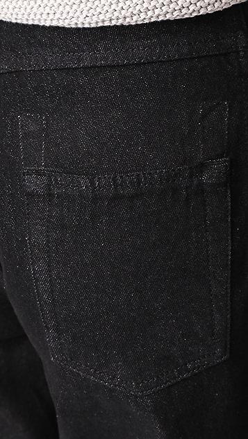 Ksenia Schnaider Demi Overlay Slim Jeans