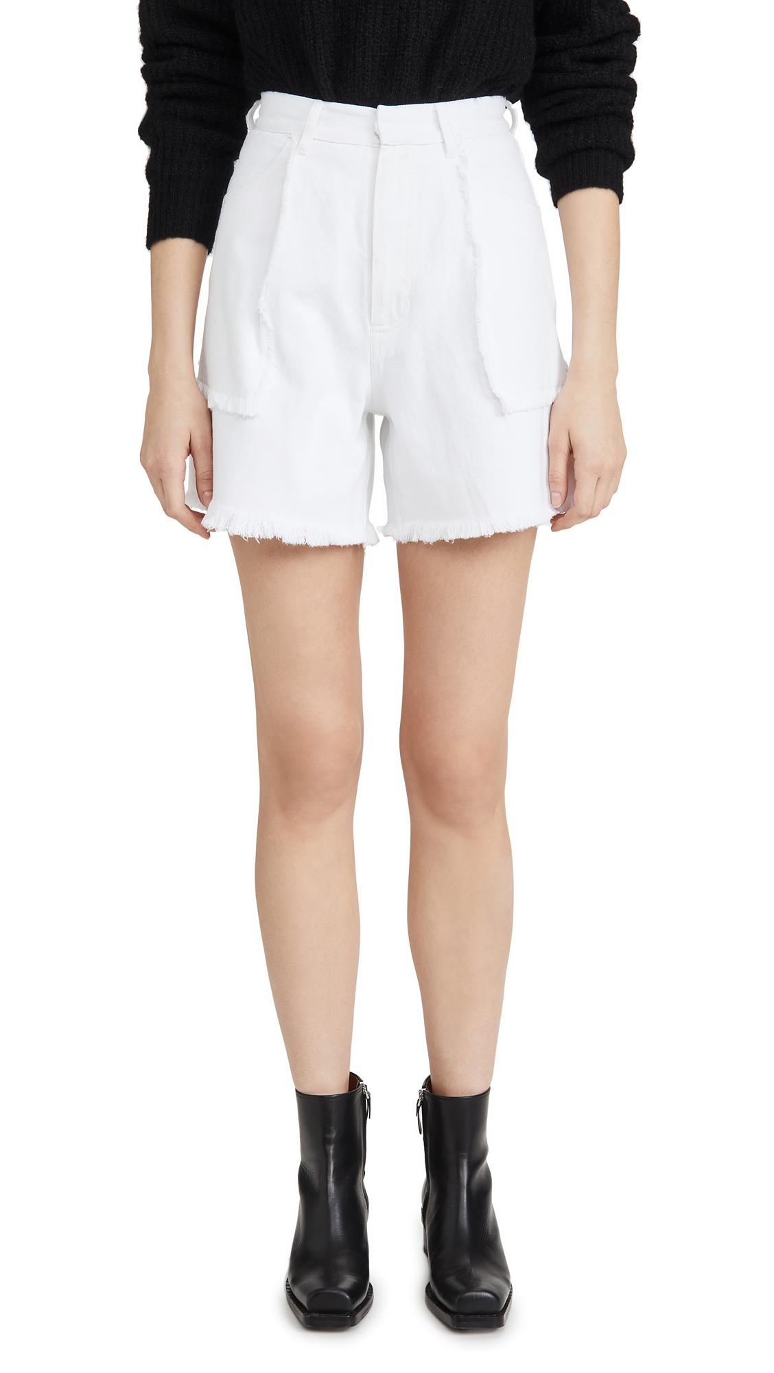 Buy Ksenia Schnaider online - photo of Ksenia Schnaider Denim Shorts