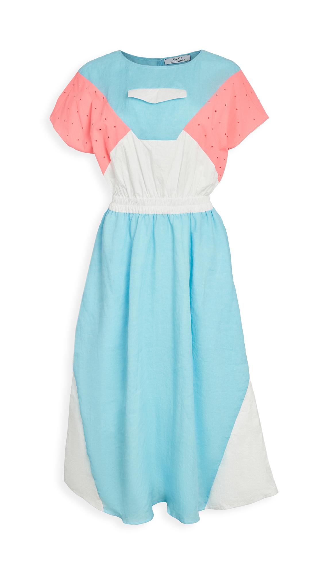 Ksenia Schnaider Cotton Dress