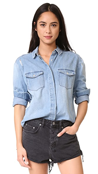 Ksubi Patti Smith Shirt