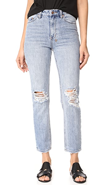 Ksubi The Slim Pin Placid Jeans