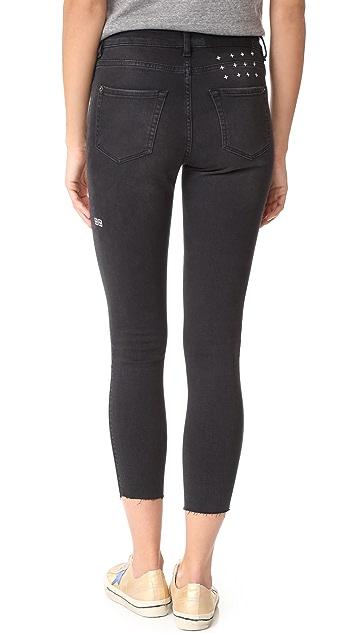 Ksubi Skinny Crop Pants