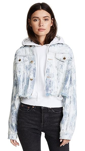 Ksubi Daggarz Jacket In Blue