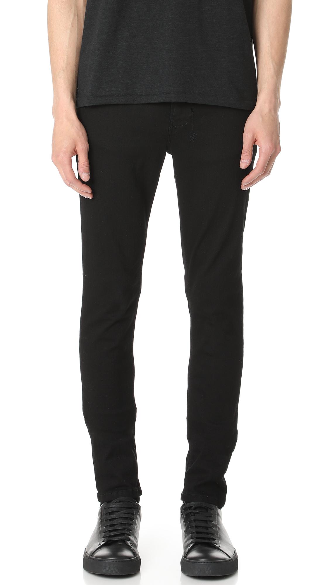 Van Winkle Black Rebel Jeans