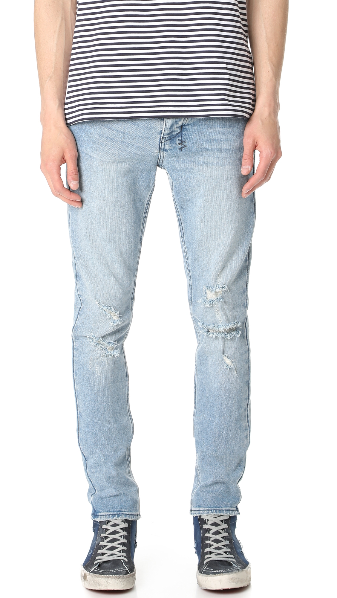 Chitch Philly Blue Jeans