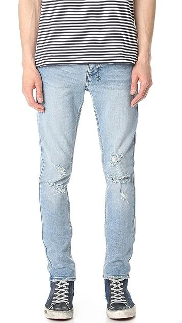 Ksubi Chitch Philly Blue Jeans