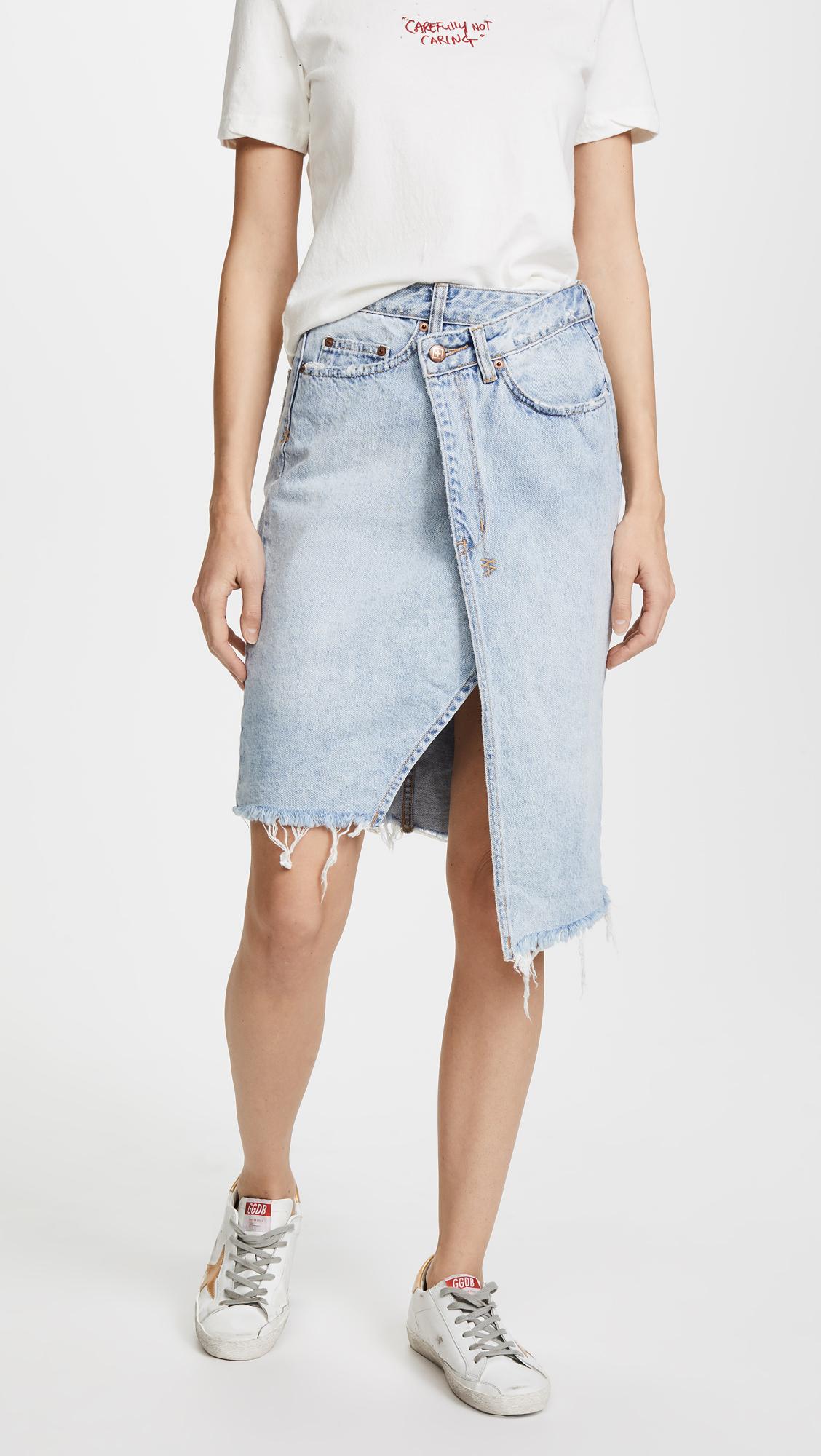 69bb5afa58 Ksubi Mini Moss Skirt | SHOPBOP