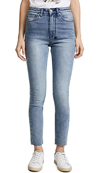High N Wasted Jeans