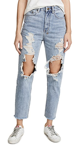 Ksubi Chlo Wasted Jeans In Bust A Cap