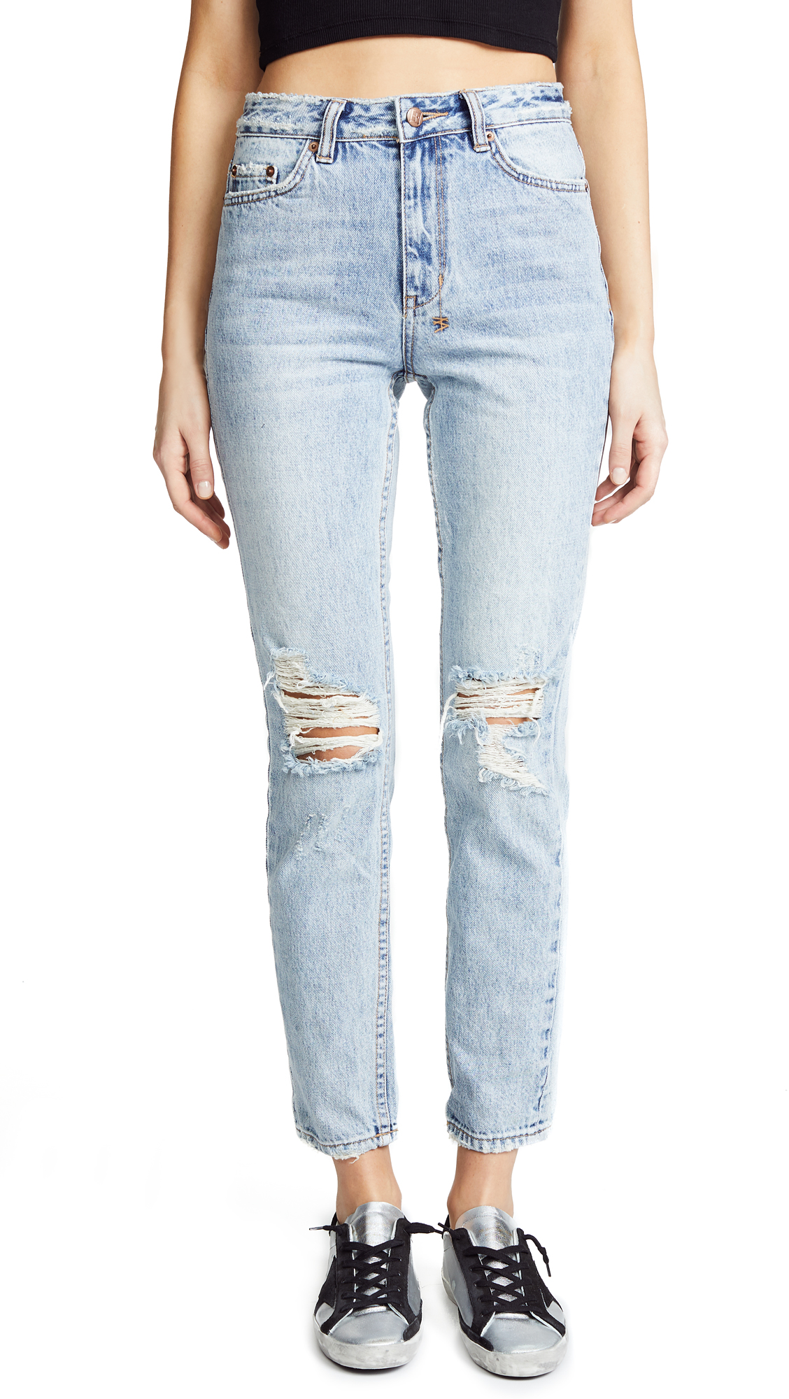 Ksubi The Slim Pin Jeans