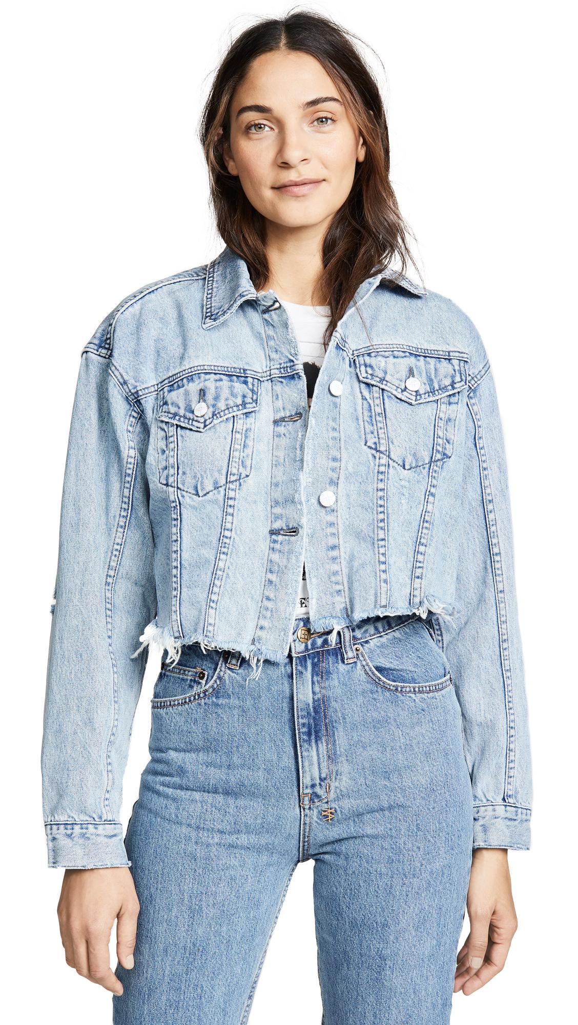 Ksubi Daggerz Crop Jacket