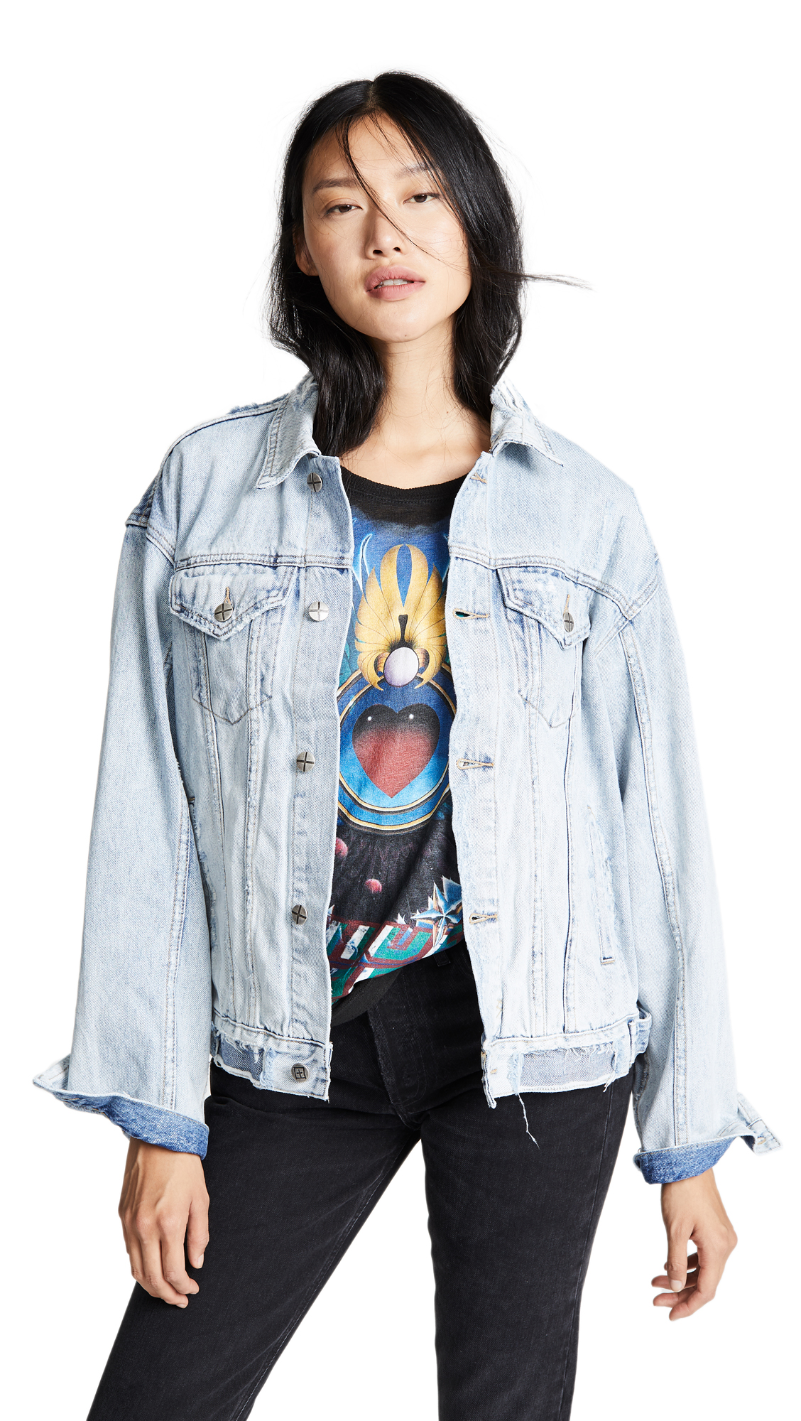 Ksubi Oversized Jacket