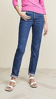 Ksubi Узкие джинсы в классическом стиле Pin 2.0