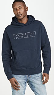 Ksubi Sign Of The Times Logo Hoodie